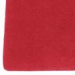 Imitácia brúsenej kože20x30 cm/ červená
