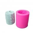 Silikón forma na mydlo a sviečky-Pletená sviečka