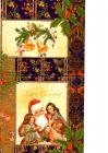 Dedo Mráz, deti a vianočné zvončeky