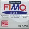 FIMO SOFT 56 g-delfínia šedá  č.80