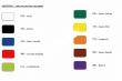 Farby na sklo a porcelán ARMERINA-rumelkovočervená