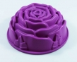 Silikónová forma na mydlo a sviečky - Ruža