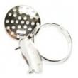 nastaviteľný prsteň so sitkom - 16 mm