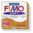 FIMO SOFT 56 g-žltohnedá cognac  č.76
