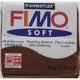 FIMO SOFT 56 g-čokoládová  č.75