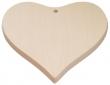 Drevené srdce 20x19 cm