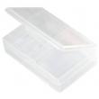 Plastová krabička na odkladanie korálok
