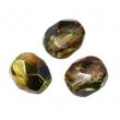 OHŇOVKY- 4 mm/50 ks /Olive amber