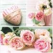 Ruže a srdcia