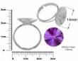 Komponenty pre RIVOLI- prsteň 14 mm