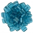 CZECH MATES TILE 6mm-10 g-TEAL
