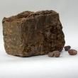 Mydlová hmota 500 g-Africké čierne mydlo