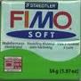 FIMO SOFT 56 g-tropická zeleň  č.53