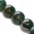 Minerálne kamene MACHOVÝ ACHÁT 12mm-10 ks