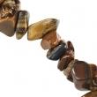 Minerálne úlomky-chipsy 7-15 mm/Tigrie oko