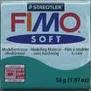 FIMO SOFT 56 g-smaragdová zelená  č.56