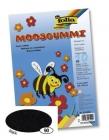 Machová guma MOOSGUMMI A4-čierna