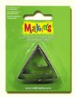 Sada kovových vykrajovátok MAKINS-3ks-trojuholník