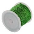 SOUTACHE-ŠUJTÁŠKA 2,5mm - smaragdová