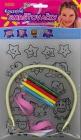 Kúzelné zmšťovačky-Čelenka a sponky do vasov
