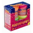 Fosforeskujúce temperové farby 4x55 ml