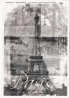 Ryžový papier 210x297mm- Paríž