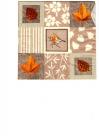 9 ornamentov s jesenným motívom